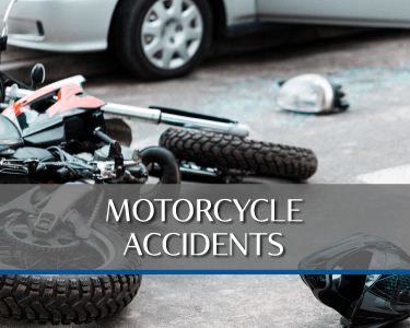 Motorcycle Accident Picture is a link to Practice area for Attorneys Heiling, Dwyer, Fernandes
